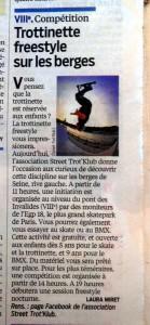 News contest STK les Berges de Seine