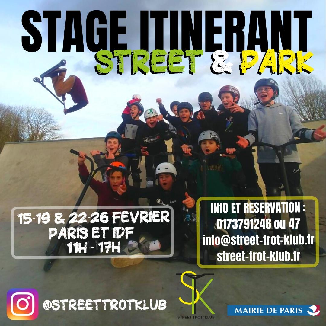 stage STK fevrier 2021