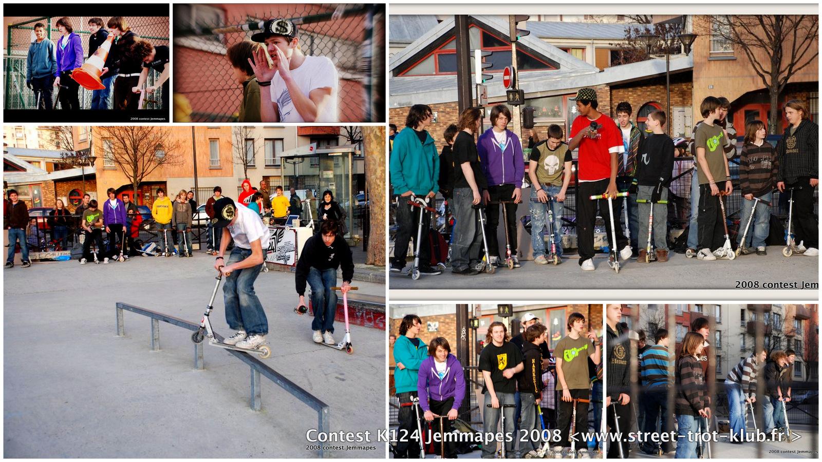 K124 contest à Jemmapes 01 07 2008