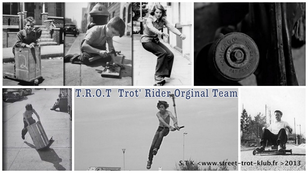 histoire du Skate sur the Rider post
